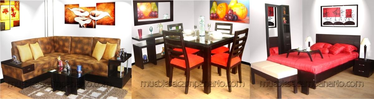 Diseos de alcobas salas y comedores muebles rdb design 187 for Casa quinta muebles bogota