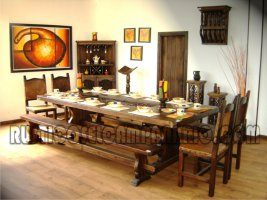 Catalogo muebles rusticos colombia for Muebles rusticos toledo